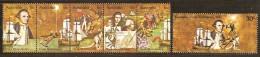 Australia Australie 1970 Yvertn° 407-412 *** MNH Cote 11,25 Euro Cook - Mint Stamps