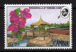 GAMBIA - 1990 Scott# 995 * - Gambia (1965-...)