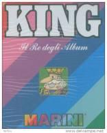 FOGLI D´ALBUM MARINI 22 Anelli - SAN MARINO - ANNO 1970 - Usati Ma In Ottimo Stato - Album & Raccoglitori