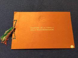 1968 Libretto Francobolli Emessi Amministrazione Postale Italiana - Completo Nuovo - 1946-.. République
