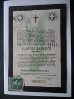 RARE  CPA  SUISSE  BLANCHE  LAVERTE  Née  ABSINTHE  Momiers Priez Pour Elle ?  1913 - Humour