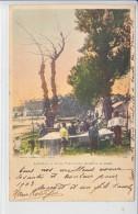 LORDELLO DO OURO - PESCADORES CONCERTANDO REDES - DOS UNIQUE - POUR LA CH - 1903- CACHET DE RIVAZ. - Portugal