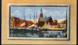 MAASSLUIS « Kom Van De Haven » (1920) - Maassluis