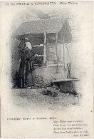 Au Pays De La Chabrette - Mère Millou - Poeme De Jean Nesmy  (85151 ) - Francia
