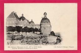 24 DORDOGNE, Château D'HAUTEFORT, Ancienne Résidence De B. Born, (Fénélon O. Domege, Périgueux) - France