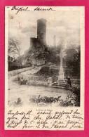 24 DORDOGNE, La Tour De PIEGUT, Le Calvaire, Animée, 1905 - France