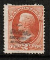 U.S.A.   Scott # 178 F-VF USED - Used Stamps