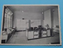 Kinderpreventorium HICKENDORF De KEUKEN Westmalle ( P.M.B. ) Anno 19?? ( Zie Foto Voor Details ) !! - Malle