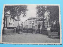 Kinderpreventorium HICKENDORF Zicht Op De Kasteeltje Westmalle ( P.M.B. ) Anno 19?? ( Zie Foto Voor Details ) !! - Malle