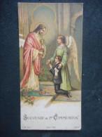 "IMAGE Pieuse Ancienne COMMUNION ""Raymond GILLOT - Eglise Notre-Dame VERSAILLES - 1931 - Religion & Esotericism"