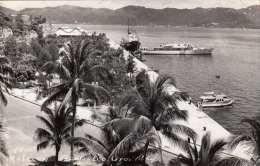 ACAPULCO (Mexico) - Fotokarte Gel.195?, Sondermarke - Mexiko