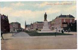 NIJMEGEN (Niederlande) - Bisschop Hamerstraat, Gel.1919 - Nijmegen