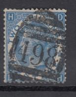 Gran Bretaña 1867/69 Yvert 38  Usado - 1840-1901 (Victoria)