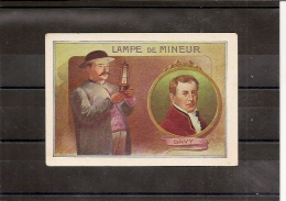 CHROMO  LAMPE DE MINEUR  DAVY - Zonder Classificatie