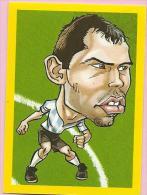 Sticker - Soccer - Brazuka 2014., Croatia - No. 177 - Javier Mascherano - Adesivi