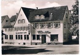 D6163      GERLINGEN : Gasthof-Cafe Träuble - Ludwigsburg