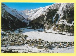 CPSM Valle Aosta COGNE Vue Générale En Hiver TOP - Italy