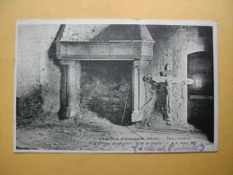 CHATILLON. Le Vieux Château. La Salle De Justice. - Other Municipalities