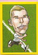 Sticker - Soccer - Brazuka 2014., Croatia - No. 223 - Lukas Podolski - Adesivi