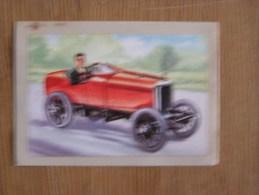 JOWETT   Chromo N° 90   Rétrospective De L´ Automobile Auto Chocolat Jacques Eupen Vignette Trading Card Chromos - Jacques