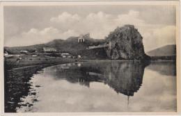 AK - THEBEN (Devin) In BRATISLAVA -  Dorfpanorama Mit Kühen Und Burgfelsen 1943 - Slovaquie