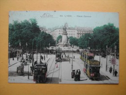 LYON. La Place Carnot. - Lyon