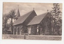 Shottermill Church, Surrey Postcard, A846 - Surrey