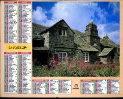 Calendrier Almanach Du Facteur 1996 (Finistère 29) - Calendriers