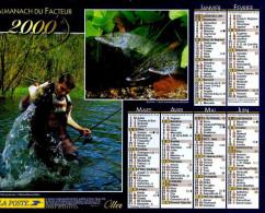 Calendrier Almanach Du Facteur 2000 (Finistère 29) - Calendriers