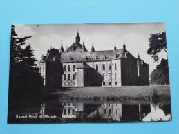 Kasteel Prins De MERODE ( Coenen ) Anno 1961 ( Zie Foto Voor Details ) !! - Westerlo