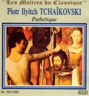 PATHETIQUE Tchaikovski Piotr Ilyitch - Klassik