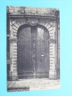 """Porte De La Maison N° 15 Rue HAUTE ( """" CIDA """" Schouwburg Brugge ) Anno 1926/27 ( Zie Foto Voor Details ) !! - Antwerpen"""