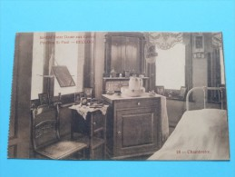 Institut Notre Dame Aux Epines Pavillon St. Paul Chambrette ( 18 ) Anno 191? ( Zie Foto Voor Details ) !! - Eeklo