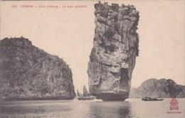 Vietnam Tonkin Bale D'Along La Tour Penchee Indo-China - Vietnam