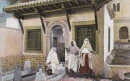 Algeria Women at Mosquee