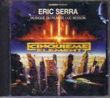 Le 5ème élément Eric Serra - Musique De Films
