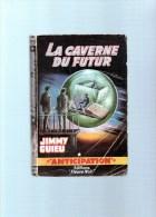 JIMMY GUIEU  : La Caverne Du Futur    ,190 Pages  ,n°181 - Fleuve Noir