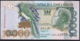 Saint Thomas & Principe 10000 Dobras 2013 P66c UNC - Sao Tome And Principe
