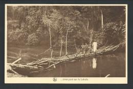 CPA - Afrique - Congo Belge - ...ième Pont Sur La Lukula - Nels  // - Belgisch-Kongo - Sonstige