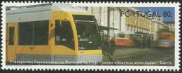Portugal 1995 New Electric Railway Tram - Transportes Ferroviarios Scott 2066 Finsa 2299 MNH - Tramways