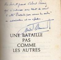 Autographe De Raoul FOLLEREAU Et Adressée Au Colonel REMY - Autografi