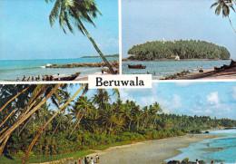 Asie > SRI LANKA  BERUWALA 54 Kilometres From Colombo (Multi Vues)  *PRIX FIXE - Sri Lanka (Ceylon)