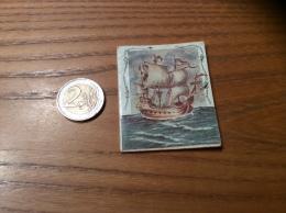 """Mini Calendrier 1964 (24 Pages) """"MAROQUINERIE L. PERCHERON PARIS 9e (voilier)"""" (6,5x5,2cm) - Petit Format : 1961-70"""