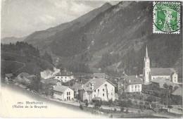 MONTBOVON (Suisse) Vue Du Village - FR Fribourg