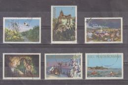 1978 -  TOURISME  Mi No 3523/3528 Et Yv 3103/3108 - 1948-.... Republiken