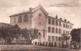 Marseille, La Betheline, Chateau Gombert - Marseilles