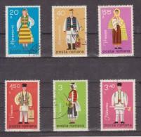 1979 - Costumes Nationaux Michel No 3658/3663 Et Yv No 3197/3202 - 1948-.... Repúblicas