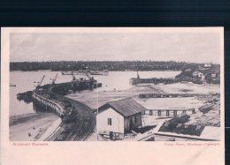 Kenya, Mombasa Kilindini Harbour, Chemin De Fer (1005) - Kenia
