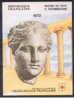 C 19 - CARNET CROIX-ROUGE 1972 Neuf** 1er Choix - Booklets