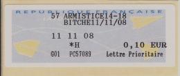MOG-LISA 57 - Bitche - Armistice 14-18